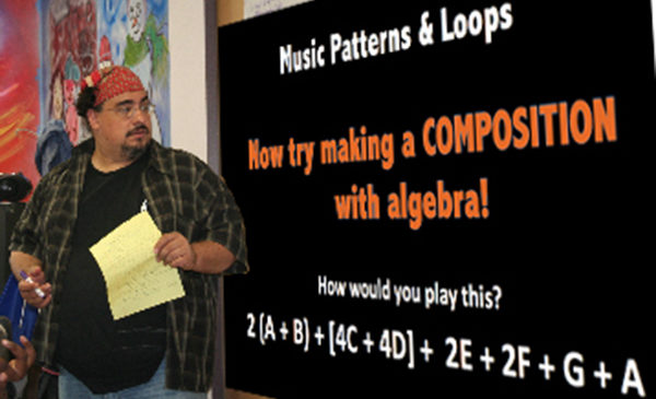 Mexican Songs and Algebra – Sones de Mexico Ensemble